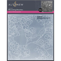 Altenew - Embossing Folder - 3D - Blossoming Branches