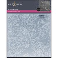 Altenew - Embossing Folder - 3D - Walnut Branch
