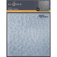 Altenew - Embossing Folder - 3D - Organic Stones