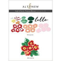 Altenew - Layering Dies - Craft A Flower - Primrose Blossom
