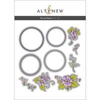 Altenew - Dies - Floral Halos
