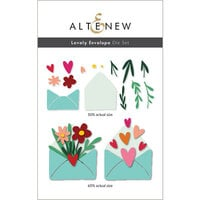 Altenew - Dies - Lovely Envelope
