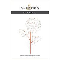 Altenew - Dies - Pop-Up Dahlia