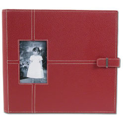 All My Memories - Imaginisce - Urban Chic 8 x 8 Albums - Red