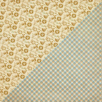 Authentique Paper - Abundant Collection - 12 x 12 Double-Sided Paper - Three