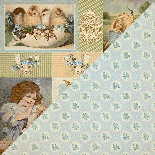 Authentique Paper - Abundant Collection - 12 x 12 Double-Sided Paper - Six