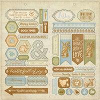 Authentique Paper - Abundant Collection - Elements
