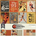 Authentique Paper - 12 x 12 Collection Pack - Basketball
