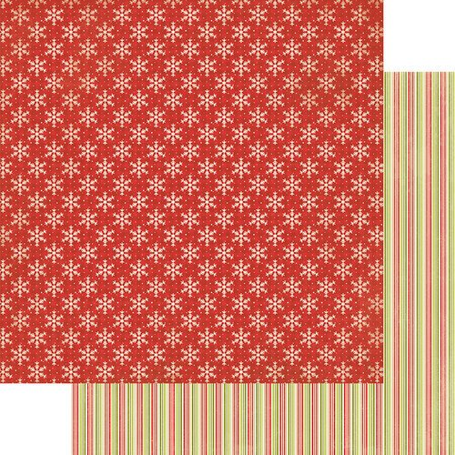 Authentique Paper - A Magical Christmas Collection - 12 x 12 Double Sided Paper - Three