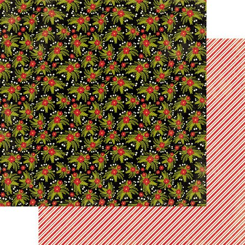 Authentique Paper - A Magical Christmas Collection - 12 x 12 Double Sided Paper - Five