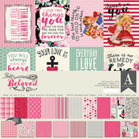 Authentique Paper - Best of Beloved Collection - Collection Kit