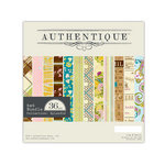 Authentique Paper - Splendid Collection - 6 x 6 Paper Bundle