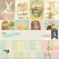Authentique Paper - Best of Springtime Collection - Collection Kit