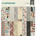 Authentique Paper - Companions Collection - 12 x 12 Collection Kit
