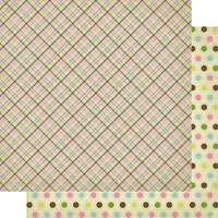 Authentique Paper - Cottontail Collection - 12 x 12 Double Sided Paper - Six
