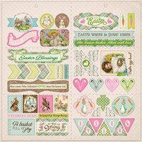 Authentique Paper - Cottontail Collection - Elements