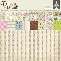 Authentique Paper - Cottontail Collection - 12 x 12 Paper Pad