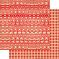 Authentique Paper - Cultivate Collection - 12 x 12 Double Sided Paper - Number Two