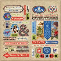Authentique Paper - Cultivate Collection - Elements