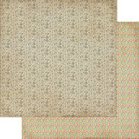 Authentique Paper - Delicious Collection - 12 x 12 Double Sided Paper - Number Four