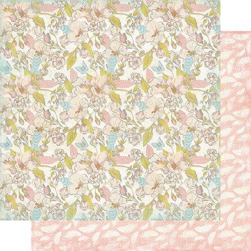 Authentique Paper - Dreamy Collection - 12 x 12 Double-Sided Paper - One