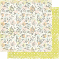 Authentique Paper - Dreamy Collection - 12 x 12 Double-Sided Paper - Three