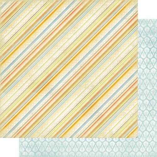 Authentique Paper - Dreamy Collection - 12 x 12 Double-Sided Paper - Four