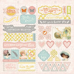 Authentique Paper - Dreamy Collection - Elements