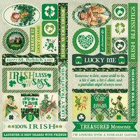 Authentique Paper - Dublin Collection - Elements