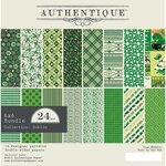 Authentique Paper - Dublin Collection - 6 x 6 Paper Bundle