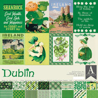 Authentique Paper - Dublin Collection - 12 x 12 Collection Kit