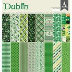 Authentique Paper - Dublin Collection - 12 x 12 Paper Pad
