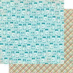 Authentique Paper - Endless Collection - 12 x 12 Double Sided Paper - Two