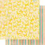 Authentique Paper - Endless Collection - 12 x 12 Double Sided Paper - Five