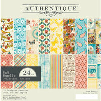 Authentique Paper - Endless Collection - 8 x 8 Paper Pad Bundle