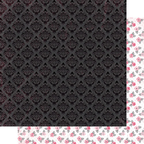 Authentique Paper - Flawless Collection - 12 x 12 Double Sided Paper - Three