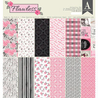 Authentique Paper - Flawless Collection - 12 x 12 Collection Kit