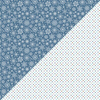 Authentique Paper - Frosted Collection - 12 x 12 Double-Sided Paper - One