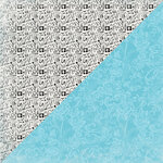 Authentique Paper - Glamour Collection - 12 x 12 Double-Sided Paper - Two