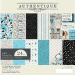 Authentique Paper - Glamour Collection - 6 x 6 Paper Pad Bundle