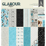 Authentique Paper - Glamour Collection - 12 x 12 Collection Kit