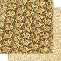 Authentique Paper - Gracious Collection - 12 x 12 Double Sided Paper - One