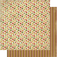 Authentique Paper - Gracious Collection - 12 x 12 Double Sided Paper - Four