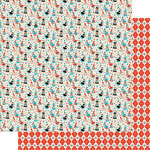 Authentique Paper - Ingredient Collection - 12 x 12 Double-Sided Paper - Six