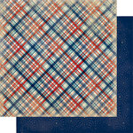 Authentique Paper - Liberty Collection - 12 x 12 Double-Sided Paper - Four