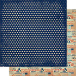 Authentique Paper - Liberty Collection - 12 x 12 Double-Sided Paper - Six