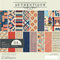 Authentique Paper - Liberty Collection - 6 x 6 Double-Sided Paper Pad
