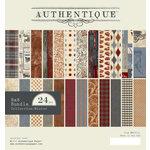 Authentique Paper - Mister Collection - 8 x 8 Paper Pad Bundle