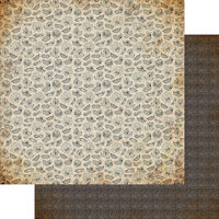 Authentique Paper - Masquerade Collection - 12 x 12 Double Sided Paper - Five