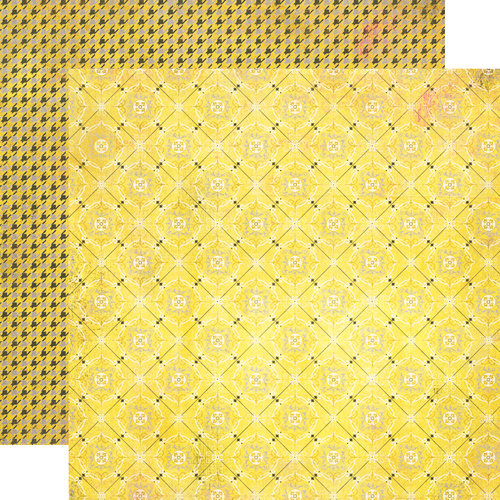 Authentique Paper - Blissful Collection - 12 x 12 Double Sided Paper - Paradise